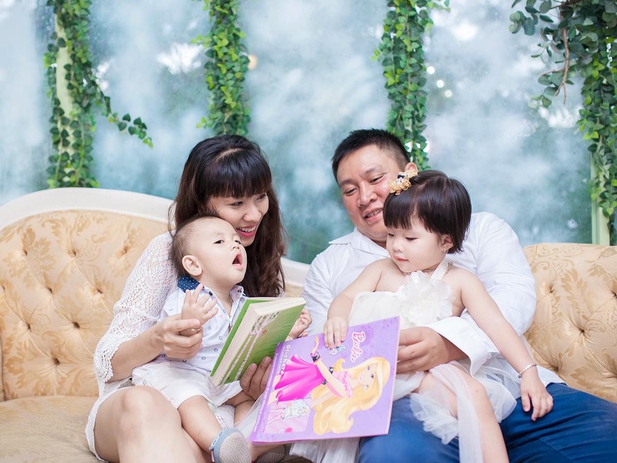 chup anh gia dinh, chụp ảnh gia đình