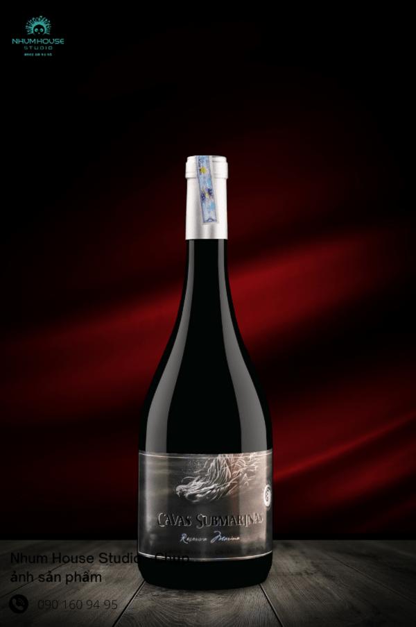 [Hình sản phẩm] Bộ ảnh rượu vang chất lượng